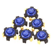 56pcs/set Golf Shoe Spikes Replacement Fast Twist Screw Studs Professional Golf Shoes Spike Golf Practice Accessories