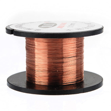 5pcs New 0.1mm Copper Soldering Solder PPA Enamelled Repair Reel Welding Wire For Computer Mobile Repair Tools(China)
