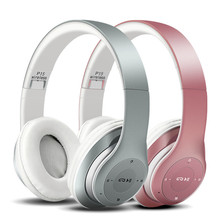 Bluetooth Headphones Wireless Stereo Headsets earbuds with Mic Support TF Card FM Radio for iPhone Samsung for Sony Earphone