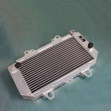 ALUMINUM/ALLOY RADIATOR For YAMAHA ATV QUAD YFZ450 2004-2008 Atv parts accessories for motorcycle radiator replacement(China)