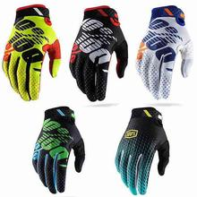 Motocross 100 Percent Ridefit AM Bike Gloves MTB Mountain Bike Moto Motorcycle DH Cycling Bicycle 100% Gloves FOX TLD