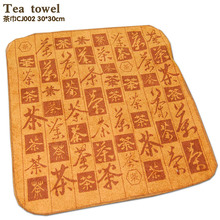 Towels, thickened, super absorbent, cotton, tea towel, napkin, dinner cloth, wholesale~ coffee towelChinese characters