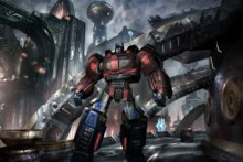 Home decoration  video games Optimus Prime Autobots  Silk Fabric Poster Print DM859