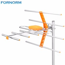 Fornorm HD Digital Outdoor TV Antenna For DVBT2 HDTV ISDBT ATSC High Gain Strong Signal Outdoor TV Antenna 470MHz to 860MHz(China)