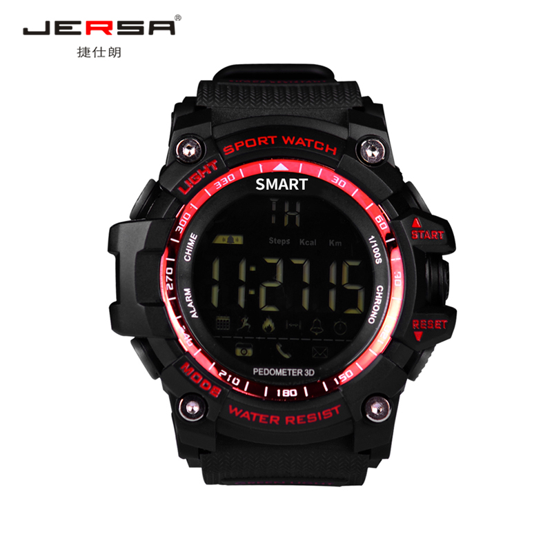 Smart Watch Sports Watch Jersa EX16 Waterproof WeChat QQ Bluetooth Remote Control Camera Android IOS Compatible Children