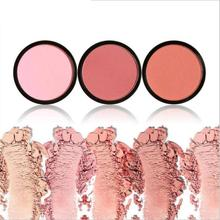 FOCALLURE 6 Colors Makeup Face Blush Palette Long-lasting Powder Natural Blushes Palette Easy to Wear Face Cheek Contour Z3(China)