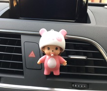 With the air conditioning outlet perfume perfume car seat ornaments in addition to smell Mon Kiki Che Hei vehicle car accessorie