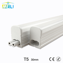 PVC Plastic 6W LED Tube T5 Light 220V 240V 30cm LED T5 Lamp Led Wall Lamp Cold White Led Fluorescent T5 Neon