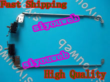 Left Part and Right Part , New for Dell Inspiron N5110 15R M511R M5110 LCD SCREEN Left & Right Hinges with covers, Free shipping