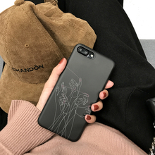 Buy Pull puppets lines phone Cases iphone 7 7Plus 8 8plus Soft TPU case iphone 6 6s 6Plus 6splus protective back cover for $3.06 in AliExpress store