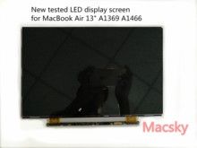 "Brand New 13.3"" Laptop Glass Matrix for Macbook Air 13"" 2010-2015 A1369 A1466 LCD LED Screen Display EMC 2392 EMC 2632 EMC 2925 (China)"