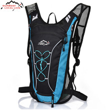 LOCAL LION Women Men Sport Backpack Mesh Breathable Mountain Road Bike Cycling Bag Travelling Climbing Camping Hiking Backpack(China)