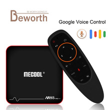 Buy Google Voice Control TV Box Android 7.1 OS Amlogic S905W Quad Core 2GB 16GB Voice Remote Control Stalker 4K HD M8S PRO W for $49.63 in AliExpress store