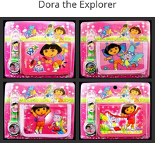 Wholesale 12Sets Cartoon Dora Wristwatch watch and Purses Wallets Party Favors A26(China)