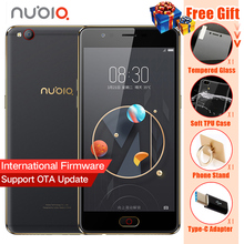 "Original 2017 ZTE Nubia M2 LITE 4G LTE MT6750 Octa Core Android M 5.5"" 4G RAM 32GB ROM 16.0MP 3000mAh Battery Smartphone"