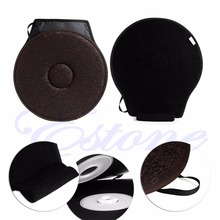 car styling Foam Rotating Car Chair Seat Mobility Aid Cushion With Memory Swivel Office Home car accessories(China)