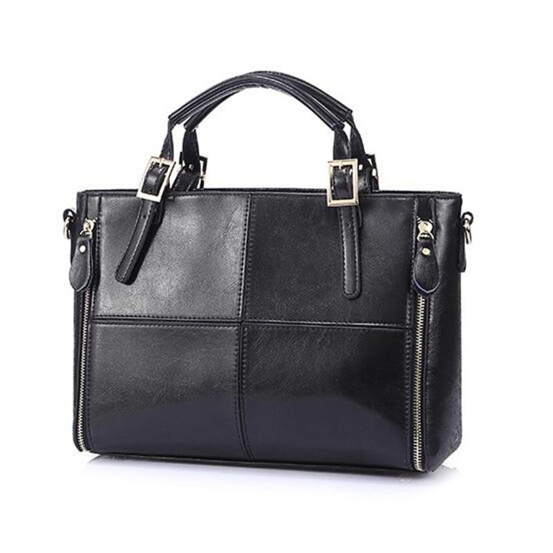 Hot Sale 2017 PU Leather Ladies Handbags Woman Single Shoulder Bag Famous Designer Handbags European American Female Bag B413<br><br>Aliexpress