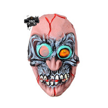 Latex Devils Witches Scary Mask Full Head Halloween Ghost Mascara Terror Cosplay Prank Props Party Masquerade Fancy Costume(China)