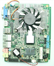 Workstation Mother board electronic advertising board IPC embedded Motherboard with Intel HM77 Express Chipset