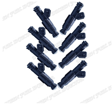 High Flow performance 550cc 52lb Fit 1996-2004 Lotus Esprit 1996-2004 Ford Mustang Fuel injector Injectors FAST SHIPPING 8PCS(China)