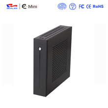 4GB RAM 64GB SSD quad core Desktop Thin client Macro Computer Mini PCs supporting windows 10 linux Android DHL free shipping(China)
