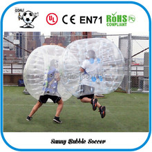 12pcs(6Red+6Blue+2Blower)Free shipping,1.5m Inflatable bubble ball suit, zorb soccer for sale, bumper ball,loopy ball