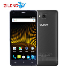 Original CUBOT ECHO 5.0 Inch Unlocked Smartphone Android 6.0 MTK6580 Quad Core Cellphone 2GB RAM+16GB ROM 3000mAh Mobile Phone(China)