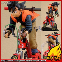 "100% Original MegaHouse DESKTOP REAL McCOY Complete Figure - Son Goku ver.2.5 from ""Dragon Ball Z""(China)"