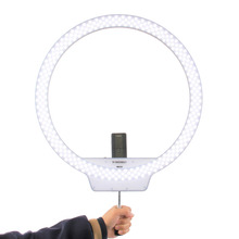 YONGNUO YN308 LED Ring Flashlight Color Temperature 3200K-5500K Camera Photo/Studio/Phone/Video Photography Ring Light Lamp