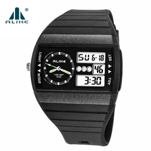 Buy ALIKE Led Sport Mens Wristwatches Top Brand Sports Watches Digital 50m Waterproof Relogio Masculino Mens Quartz Clock Hours for $12.59 in AliExpress store