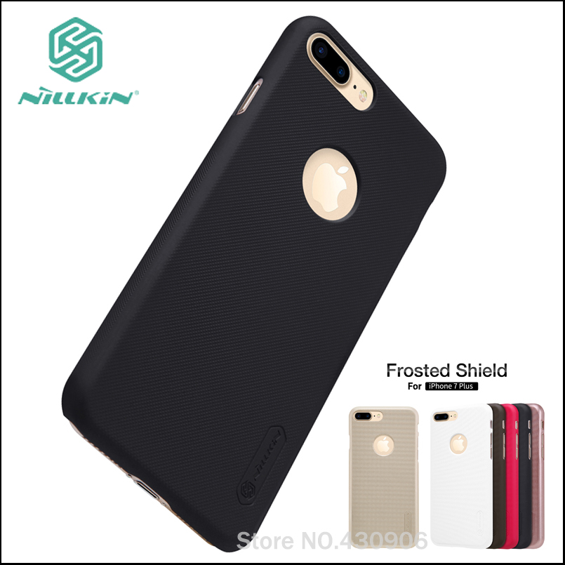Nillkin Apple iPhone 7 Plus 5.5'' Cover Hard Case Phone Shell Hight Super Frosted Shield +Screen Protector