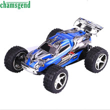 CHAMSGEND 1:32 High Speed Radio Remote control RC RTR mini Racing truck car Toy Remote Control  High Quality WDec1