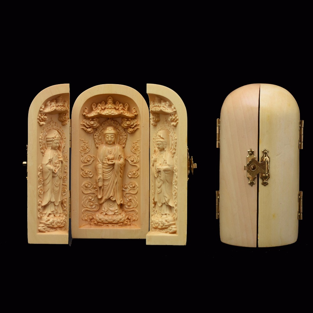 Buddha Box Chinsse arts and crafts  Home  Furnishing Articles decoration accessories ornaments collection craft gift  <br>