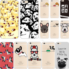 4 4S Luxury Pattern Cute Dogs Silicon Phone Back Cover Case For Apple iPhone 4 4S iPhone4 iPhone4S Cases Shell Best Choose Hot