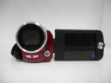 "Freeshipping cheap digital video camera DV-009 12mp 4X digital zoom 2.4""LCD display video camcorder"