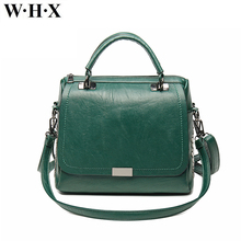 Fashion Women Handbag Soft Pu Leather Casual Female Shoulder Bag Messenger Bag medium Size Winter Lady Crossbody Bags 3 color(China)