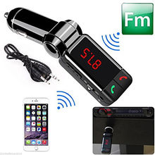 2017 Promotion Special Offer 24v Car Mp3 Music Player Led Digital Wireless Bluetooth Fm Transmitter Radio With 2 Usb Port