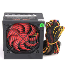 ATX-PC US/AU/EU Plug 850W 24 Pin PCI SATA ATX 12V Molex Miner Computer Power Supply 850 Watt BTC Power Supply 120mm Fan(China)