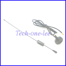 3.5DBi Gains 1090Mhz Antenna ADS-B 1090Mhz MCX Male Aerial Magnetic Base RG174 1M Strong Signal Booster