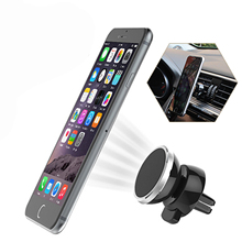 Car Holder Magnetic for iphone Sony LG Nokia Air Vent Mount Mobile Phone Stand for Xiaomi Huawei Samsung 8 7 5 6 Support Voiture