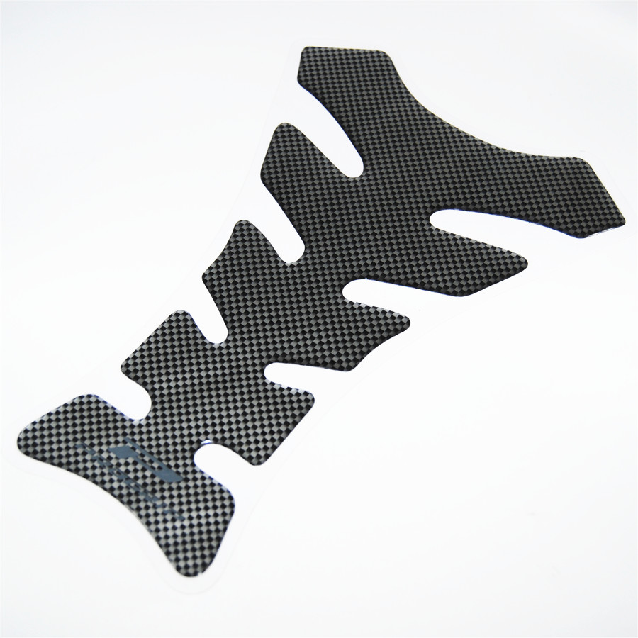Free Shipping Motorcycle Carbon Fiber Gas Tank Pad Protector Tank Protection System PROGRIP Stickers Decale(China (Mainland))
