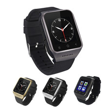 Android Clock Smart Watches ZGPAX S8 Wristwatch Mobile Phones Smartwatch Supports GSM 3G WCDMA Bluetooth 4.0 Wifi Camera(China)