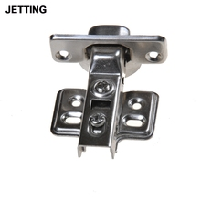 1PCS 35mm KITCHEN CABINET CUPBOARD WARDROBE STANDARD HINGES FLUSH DOOR Hot(China)