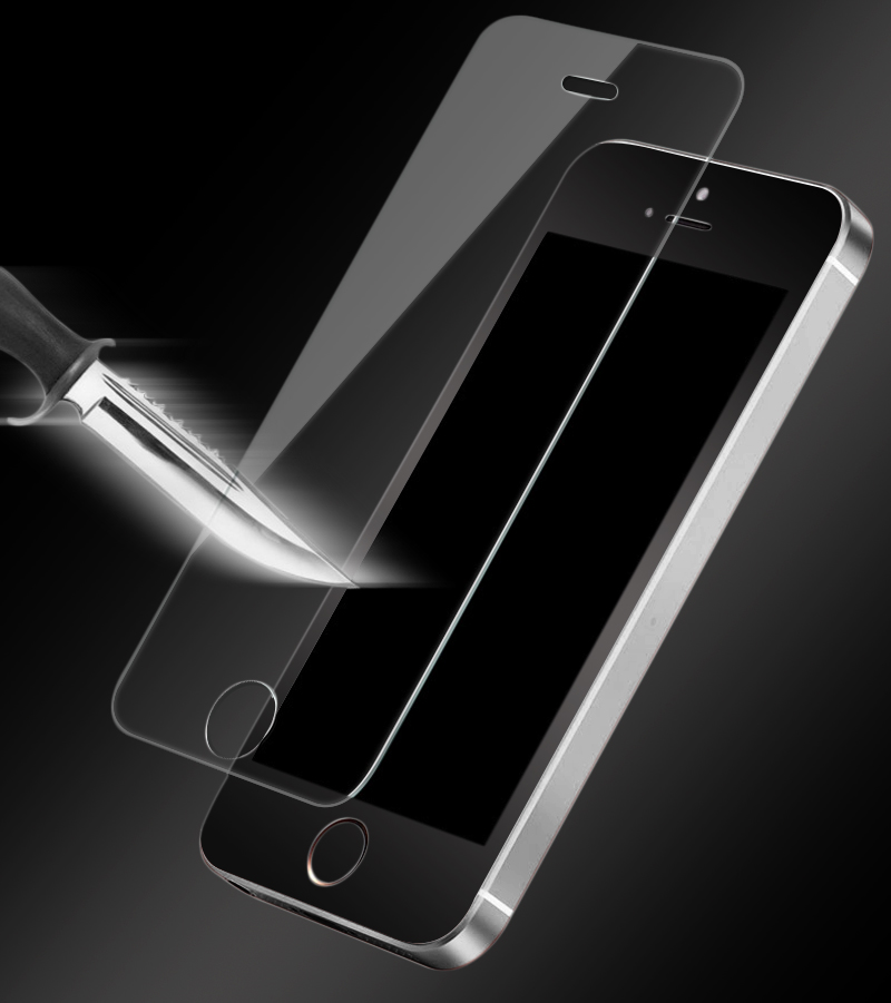 iPhone 5 5S SE 5C Tempered Glass (3)