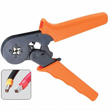HSC8 6-4 Self-adjusting Crimping Plier For Cable End Sleeves Ferrules Mini Crimping Tools Hands Pliers VE242 T15 0.55(China)