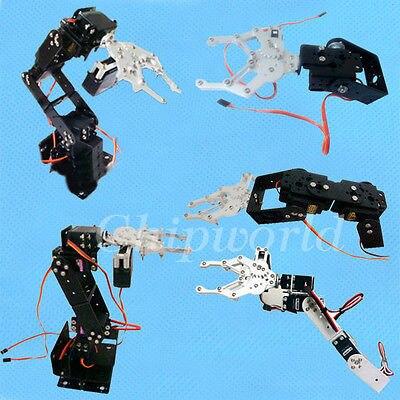 2/3/4/5/6 DOF Mechanical Arm Steering Gear Bracket Mechanical Claw Robotic NEW<br><br>Aliexpress