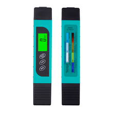 TDS EC Meter Temperature Tester pen 3 In1 Function Conductivity Water Quality Measurement Tool 0-9000ppm 10% off(China)