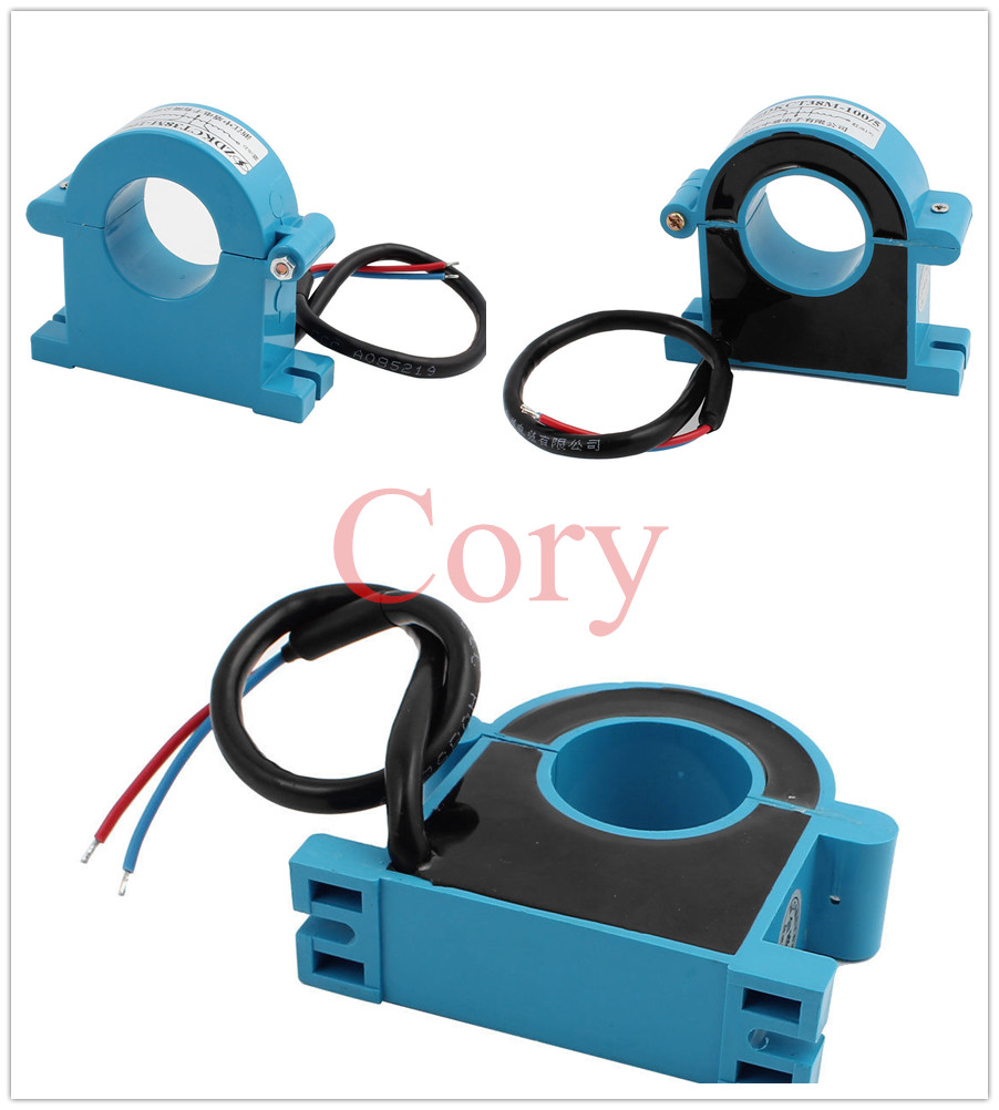 1PCS Micro Precision Current Transformer for Current Detection 5A<br>