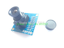ov7670 camera module Supports VGA CIF auto exposure control display active size 640X480 for arduino