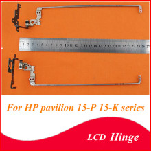 New Laptop LCD Hinge for HP pavilion 15-P 15-K series(For Touch Screen Models) LCD Notebook Hinges